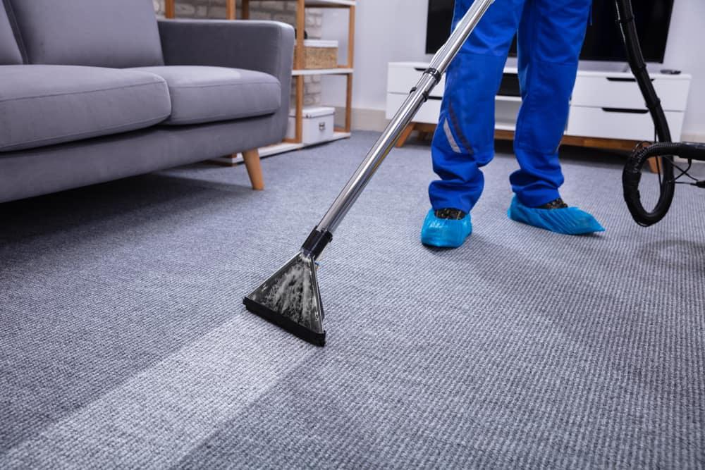 Carpet cleaner in Calgary